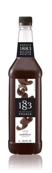 1883 Syrup - Chocolate (1x1L)