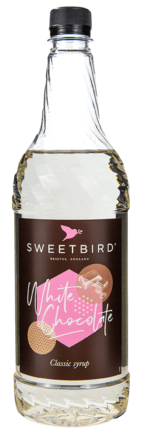 Sweetbird Syrup - White Chocolate (1x1L)
