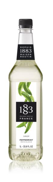 1883 Syrup - Peppermint (1x1L)