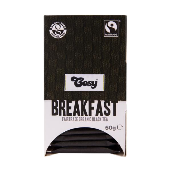 Cosy Organic Breakfast Tea - Fairtrade (1x20)