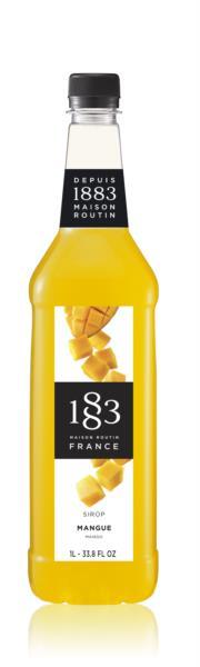 1883 Syrup - Mango (1x1L)