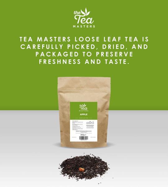 The Tea Masters Loose Leaf Tea - Apple (1x250g) photo 7
