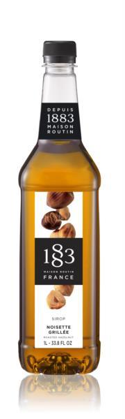 1883 Syrup - Roast Hazelnut (1x1L)