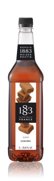 1883 Syrup - Caramel (1x1L)