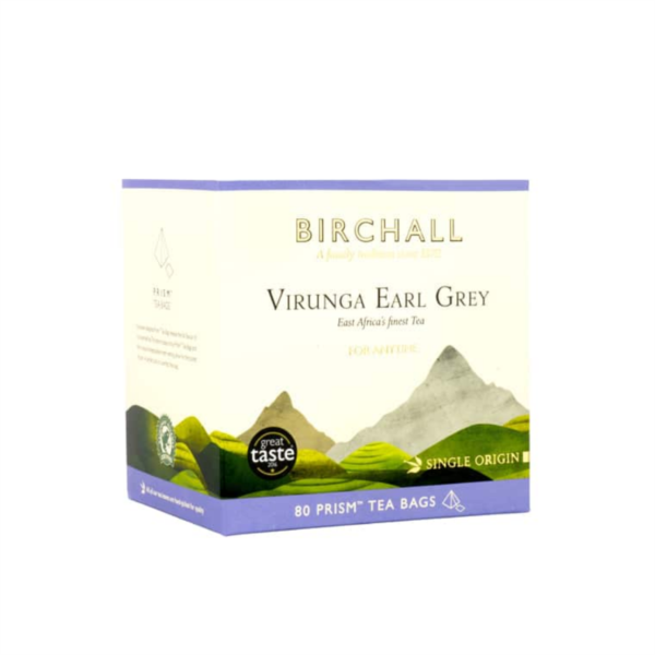 Birchall Prism teabags - Virunga Earl Grey (1x80)