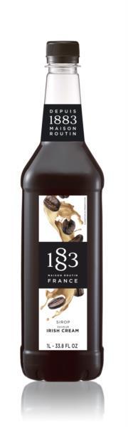 1883 Syrup - Irish Cream (1x1L)