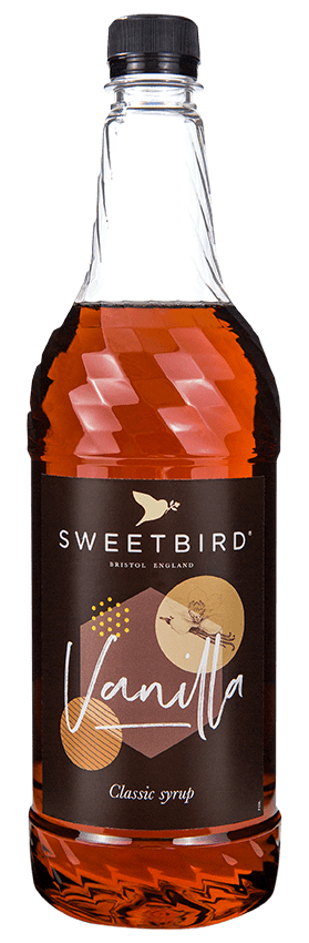 Sweetbird Syrup - Vanilla (1x1L)