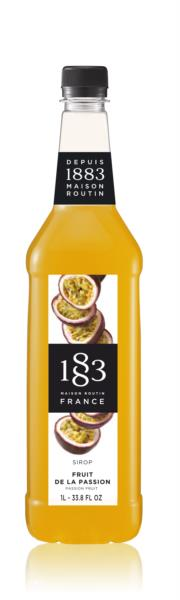 1883 Syrup - Passion Fruit (1x1L)