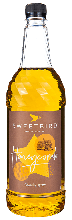 Sweetbird Syrup - Honeycomb (1x1L)