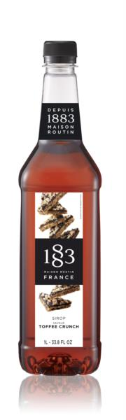 1883 Syrup - Toffee Crunch (1x1L)