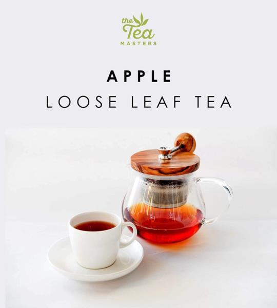 The Tea Masters Loose Leaf Tea - Apple (1x250g) photo 4