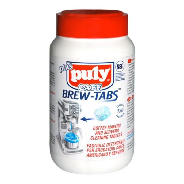 Puly Caff Brew Cleaning Tablets
