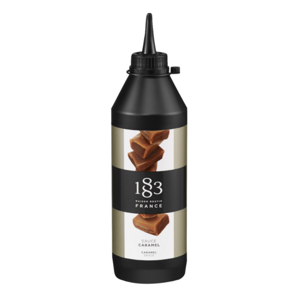 1883 Gourmet Sauce - Caramel (1x500ml)