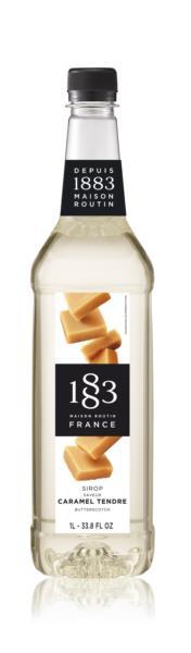 1883 Syrup - Butterscotch (1x1L)