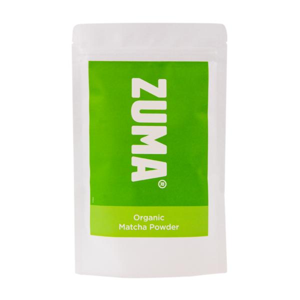 Zuma Matcha Tea - Organic (1x100g)
