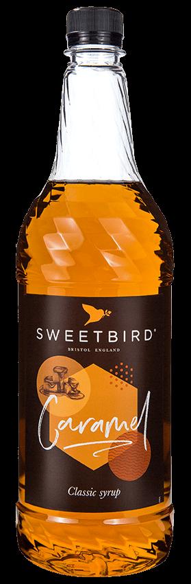 Sweetbird syrup - Caramel (1x1L)