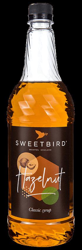 Sweetbird Syrup - Hazelnut (1x1L)