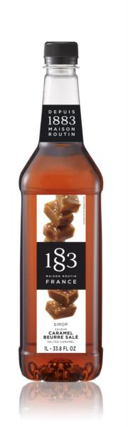 1883 Syrup - Salted Caramel (1x1L)