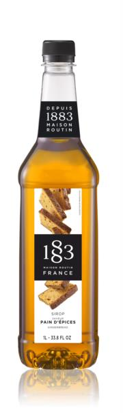 1883 Syrup - Gingerbread (1x1L)