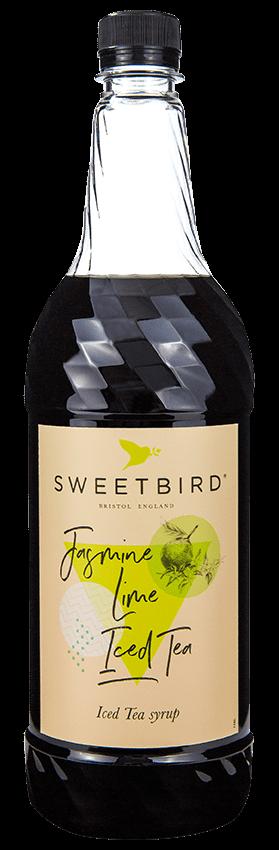 Sweetbird Syrup - Jasmine Lime Iced Tea (1x1L)