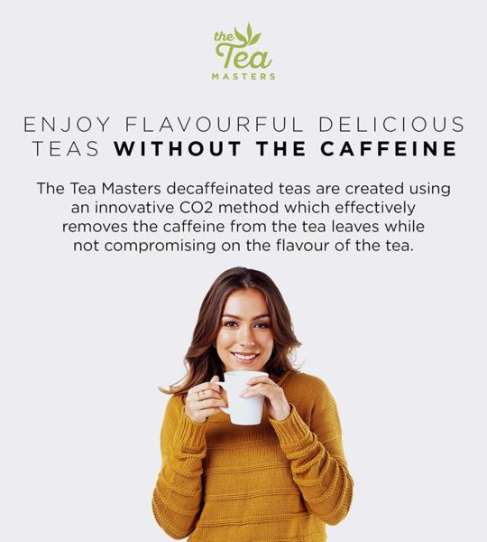 The Tea Masters Loose Leaf Tea - Decaf English Breakfast - Fannings (1x250g) photo 8