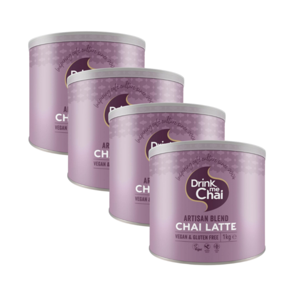 Drink Me - Artisan Chai - Dairy Free (4x1kg)