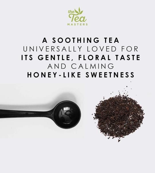 The Tea Masters Loose Leaf Tea - Camomile (1x100g) photo 8