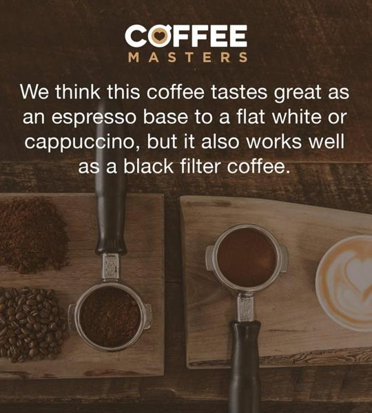 Coffee Masters - Peruvian Organic Fairtrade Coffee Beans (4x1kg) photo 6