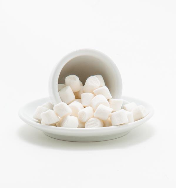 Toppings - Minimallows - White