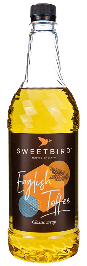 Sweetbird Syrup - Toffee (1x1L)