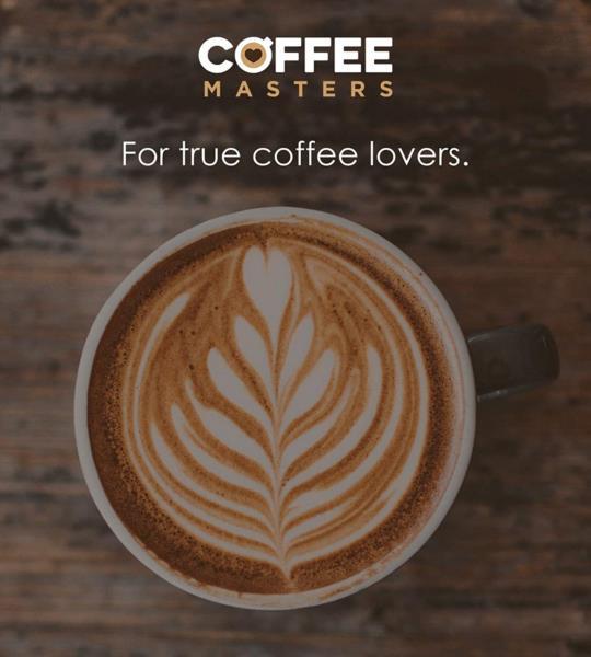 Coffee Masters - Triple Certified Organic Blend Coffee Beans (1x250g) photo 2