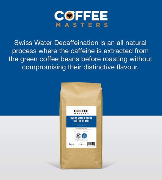 Coffee Masters - Swiss Water Decaf Ground Coffee (1x250g) photo 8
