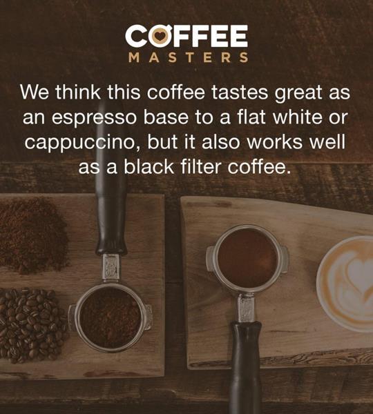 Coffee Masters - Peruvian Organic Fairtrade Coffee Beans (1x1kg) photo 6