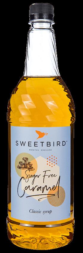 Sweetbird Syrup - Caramel (Sugar Free) (1x1L)