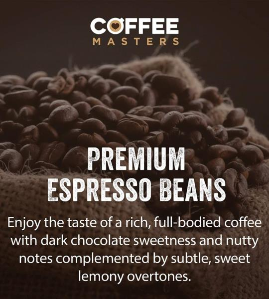 Coffee Masters - Exclusive Master Blend Coffee Beans (1x1kg) photo 4