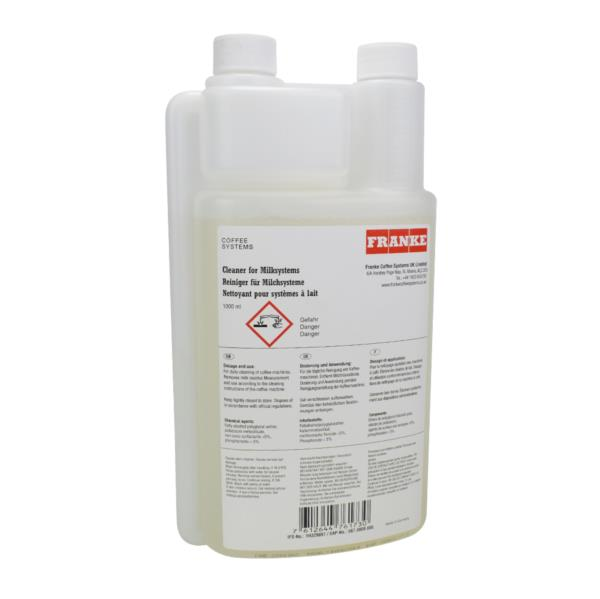 Franke Easy Clean Milk System Cleaner