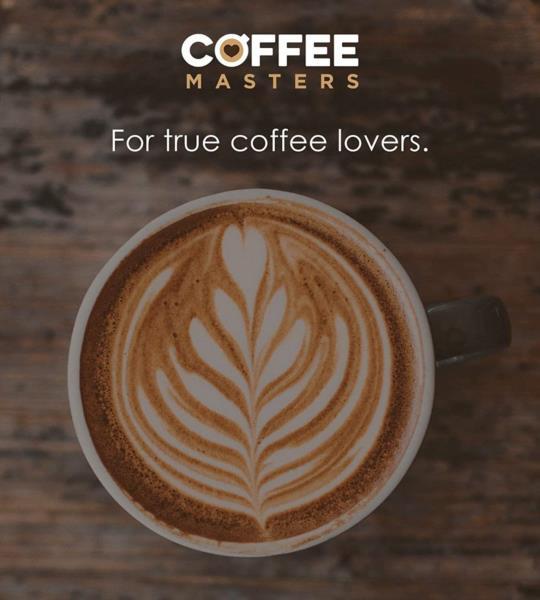 Coffee Masters - Triple Certified Organic Blend Coffee Beans (2x1kg) photo 2