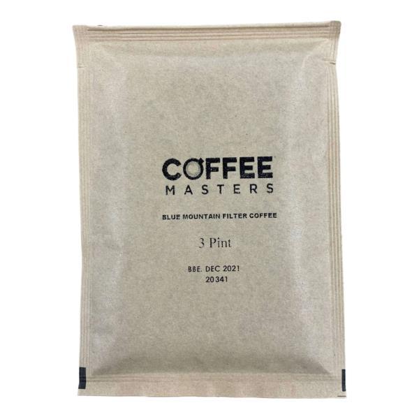 Filter Coffee - Blue Mountain Blend (50x3pint)