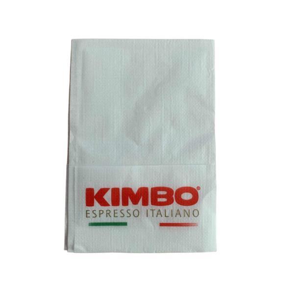 Kimbo Paper Napkins Refill (1x100)