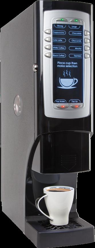 Mini Instant Coffee Machine