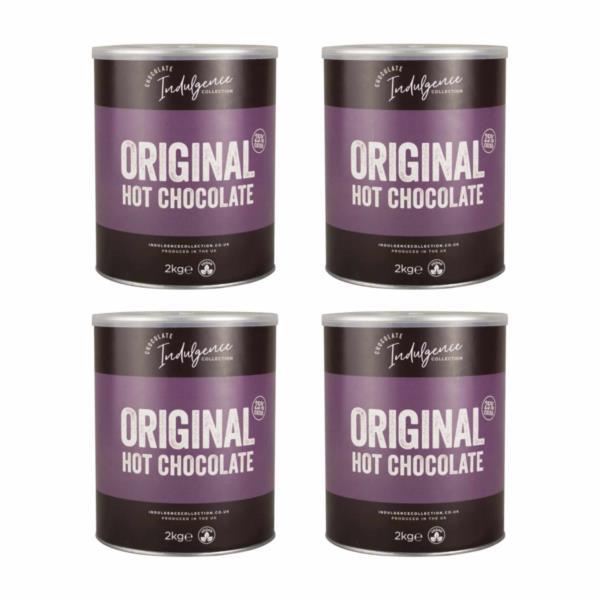 Indulgence Collection - Original Hot Chocolate 2kg