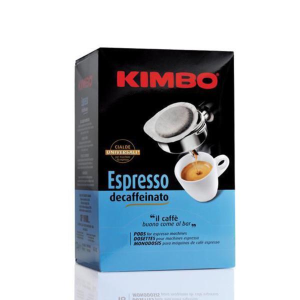 Kimbo Decaf Espresso Pods (80x7g)