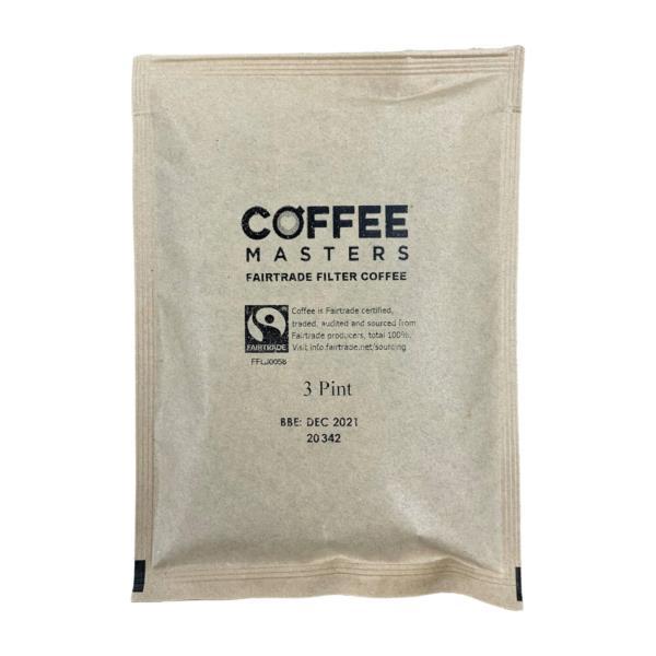 Filter Coffee - Fairtrade (50x3pint)