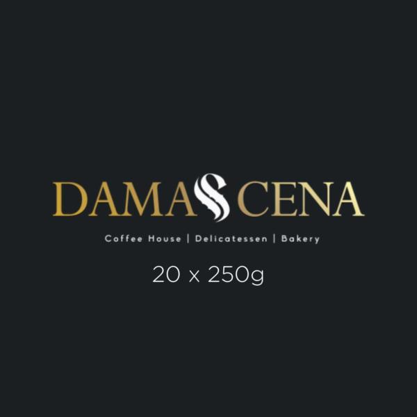 Bespoke Retail Coffee - Damascena - Coffee Beans (Peru) (20x250g)