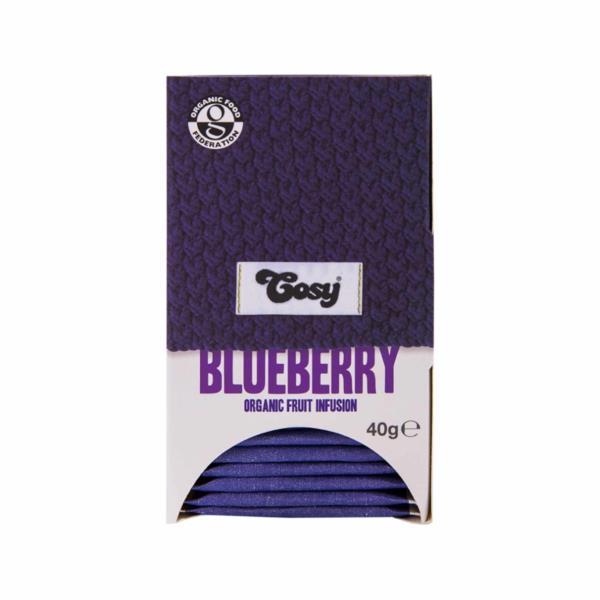 Cosy Organic Blueberry Tea (1x20) photo 1