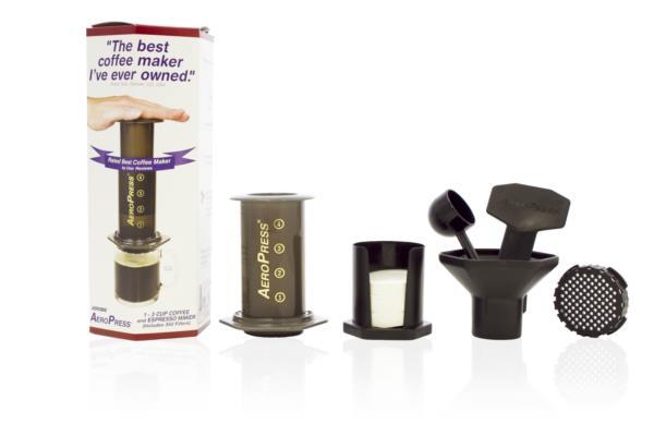 Aeropress Coffee Maker (Aerobie) photo 2