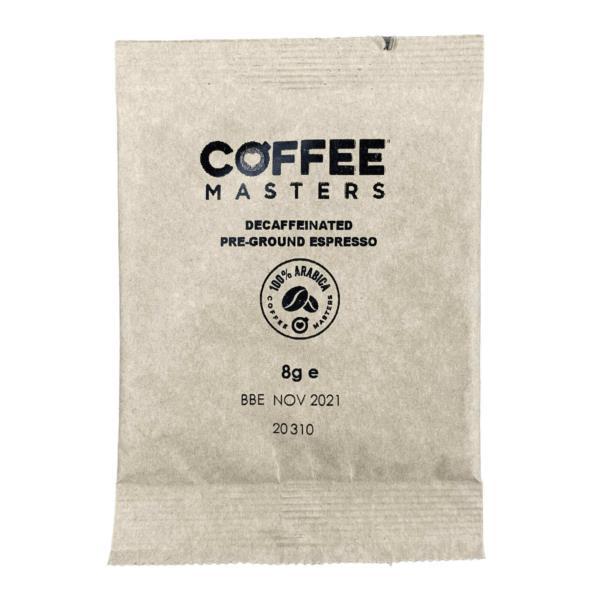 Decaf Espresso Sachets (100x8g)