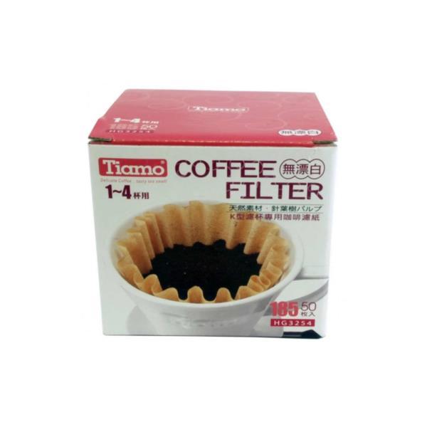 Tiamo K02 Filter Papers (1x50)