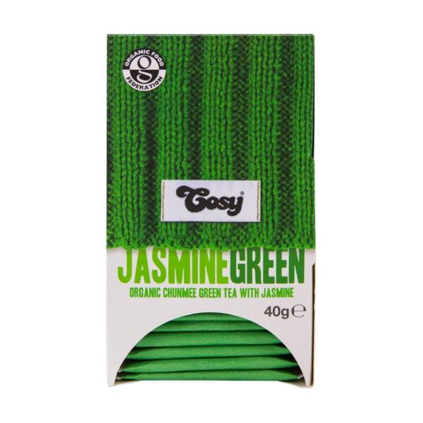 Cosy Organic Jasmine Tea (1x20)