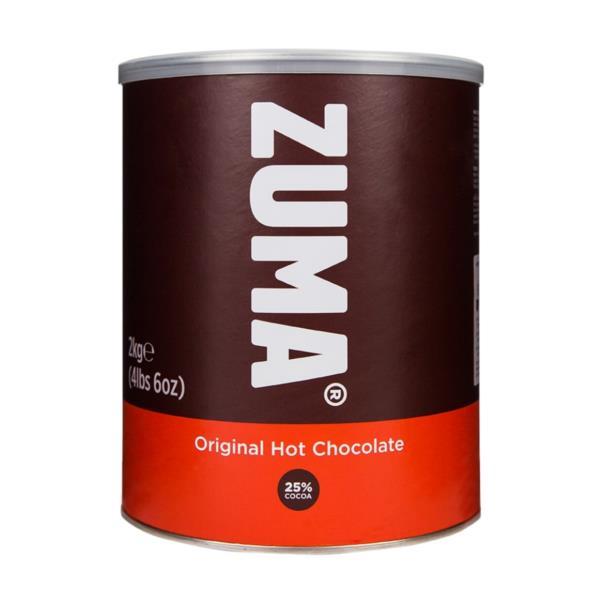 Zuma Hot Chocolate - Milk (1x2kg)